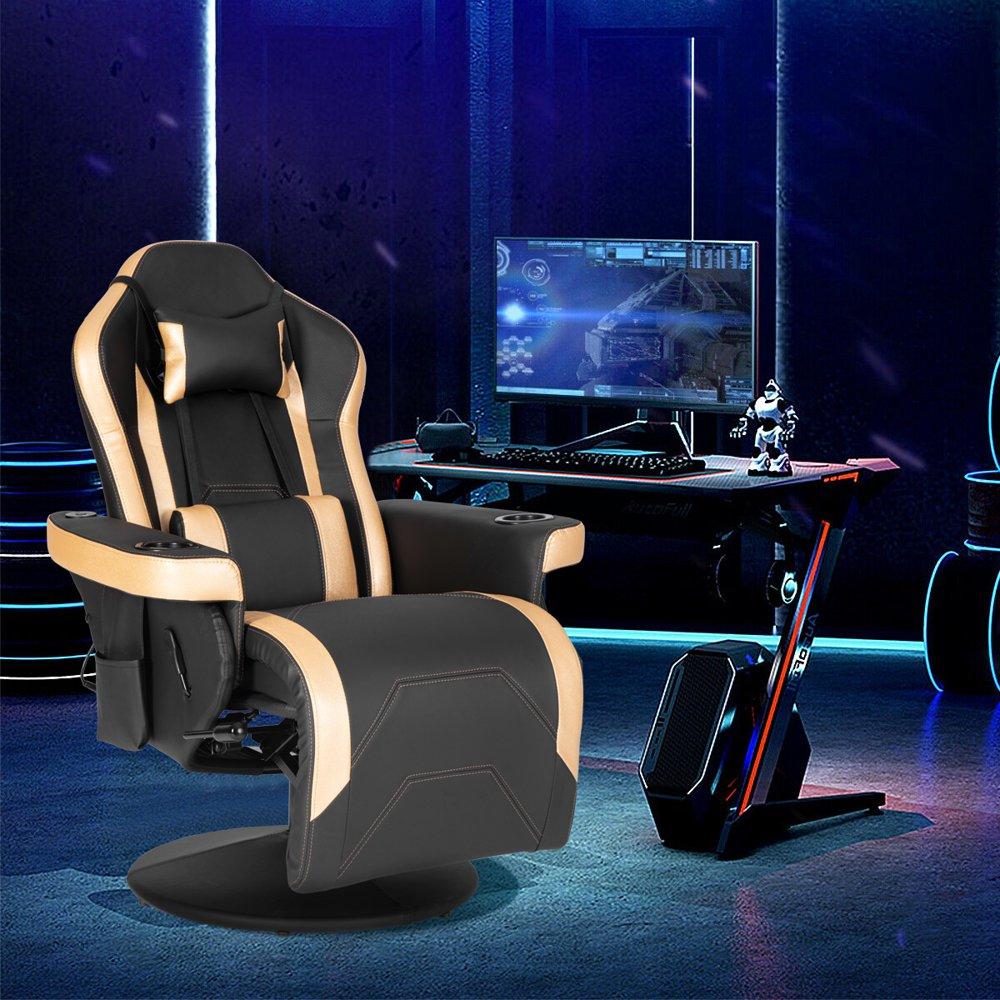 Massage Video Gaming Recliner Chair VUYUYU review